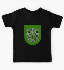 10th Special Forces Group (United States) Kids Tee