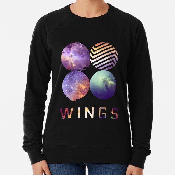 BTS nebula Lightweight Sweatshirt