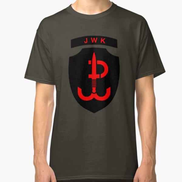 Polish Special Forces - JW Komandosów Classic T-Shirt
