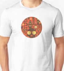 Robots red T-Shirt