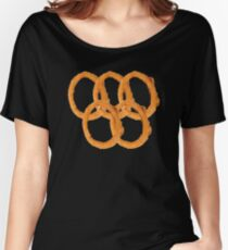 Onion Games Rings Women's Relaxed Fit T-Shirt