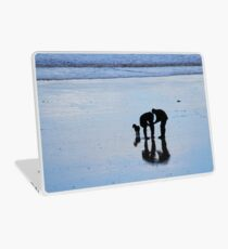 East Yorkshire Beach Discovery Laptop Skin