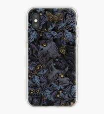 Fit In (moonlight blue) iPhone Case