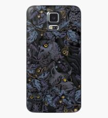 Fit In (moonlight blue) Case/Skin for Samsung Galaxy