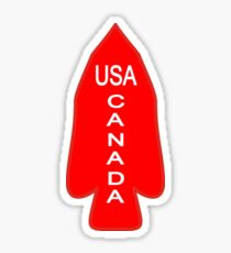 First Special Service Force 'The Devil's Brigade' (Canada/USA - Historical) Sticker