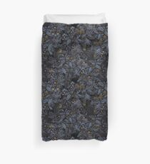 Fit In (moonlight blue) Duvet Cover