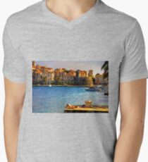 Korcula Harbour T-Shirt