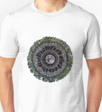 Cellular Mandala  Unisex T-Shirt