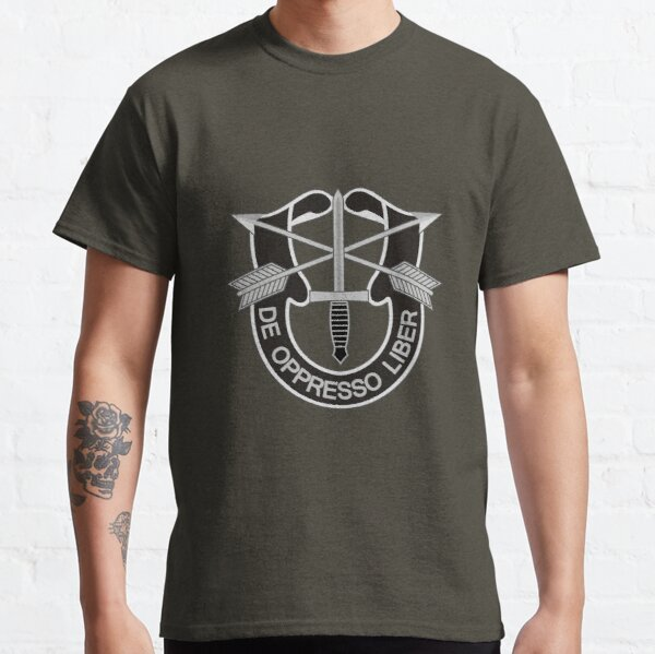 Special Forces - insignia (United States Army) Classic T-Shirt