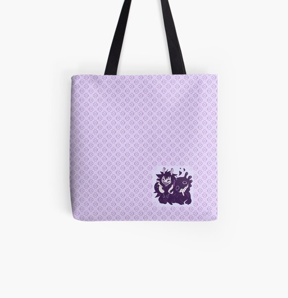 Caesar and Smiley! All Over Print Tote Bag