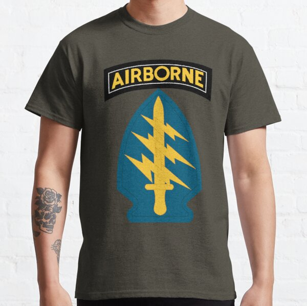 Special Forces (United States Army) Classic T-Shirt