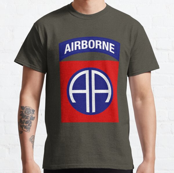82nd Airborne Division (US Army) Classic T-Shirt