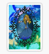 Hera, Queen of Gods Sticker