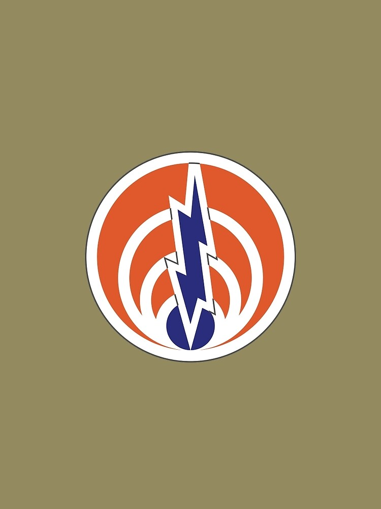 1st Signal Command (United States - Historical) by wordwidesymbols