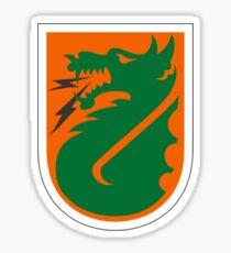 "5th Signal Command ""Dragon Warriors"" (United States) Sticker"