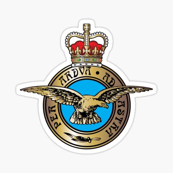 Royal Air Force Badge Sticker