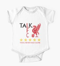 TALK LFC Collection One Piece - Short Sleeve