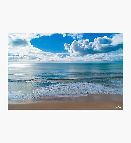 Portuguese Coast Photographic Print