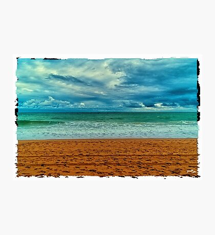 Sea Canvas Photographic Print