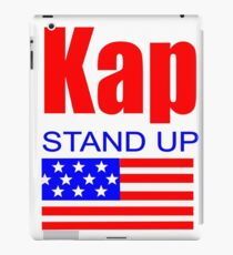 Kap Stand Up iPad Case/Skin