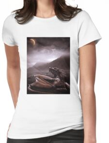 The Dragon's Zeal Womens Fitted T-Shirt