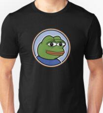 Pepe das Frosch Meme T-Shirt Slim Fit T-Shirt