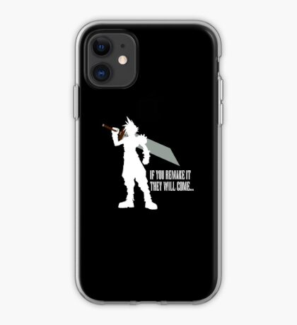 If you remake it... iPhone Case