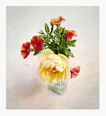 Small Summer Bouquet Photographic Print