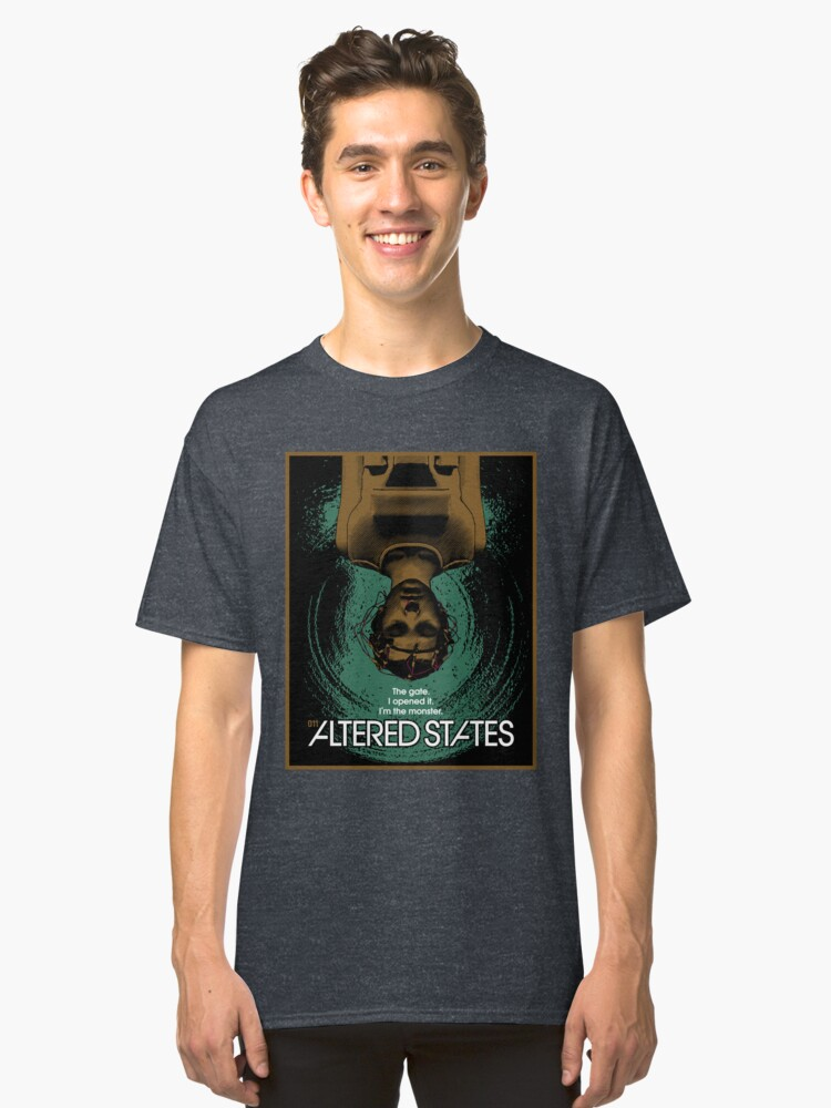 Altered State Eleven Classic T-Shirt Front