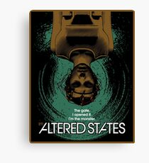 Altered State Eleven Canvas Print