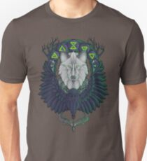 Raven and the Wolf T-Shirt