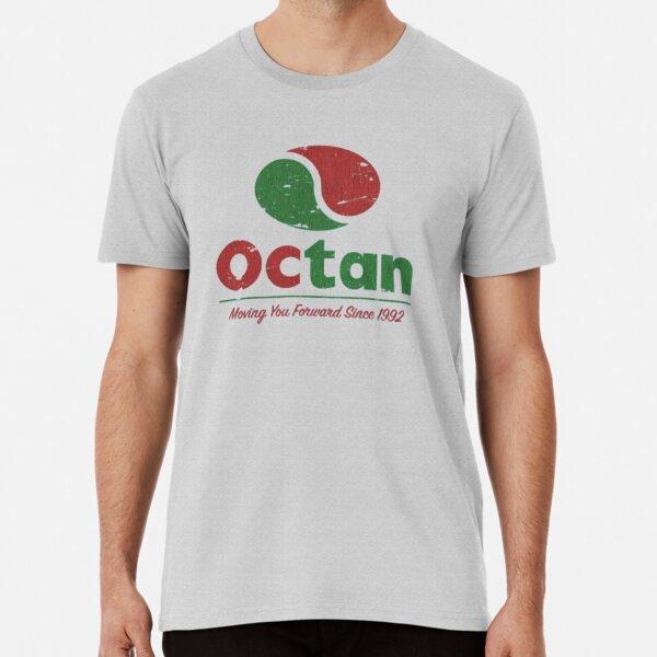 Octan Vintage 1992 Premium T-Shirt