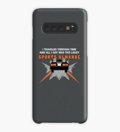 I traveled through time... Case/Skin for Samsung Galaxy