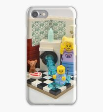 The Baby Sitter  iPhone Case/Skin
