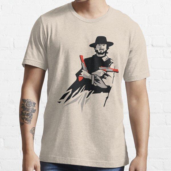Light Gun Eastwood Essential T-Shirt