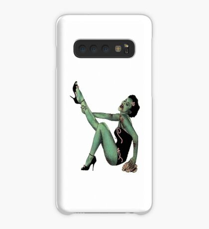 Zombie Chick (by Adam Miller) Case/Skin for Samsung Galaxy