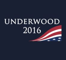 House of Cards - Underwood for President 2016 | Unisex T-Shirt