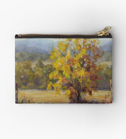 Shades of Autumn Studio Pouch