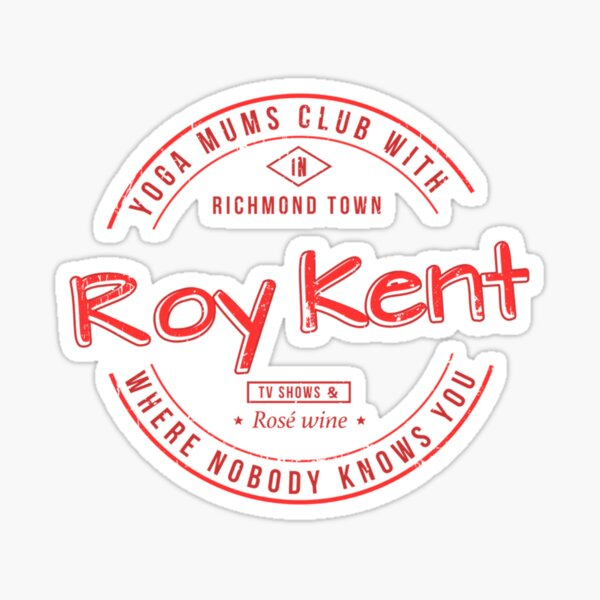 Roy Kent Mütter Yoga Club Essential Sticker