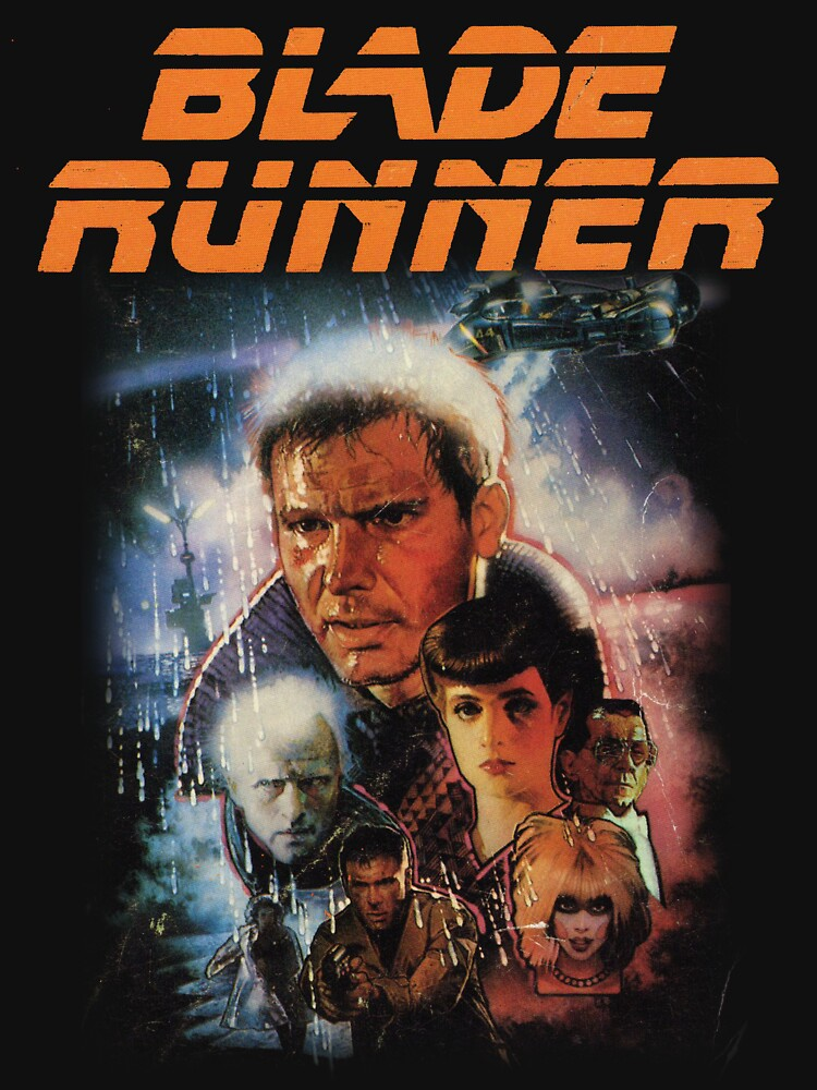 Blade Runner Shirt! by comastar