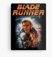 Blade Runner Shirt! Metal Print
