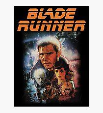 Blade Runner Shirt! Photographic Print