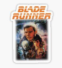Blade Runner Shirt! Sticker