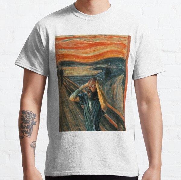 The Scream (Death Grips) Camiseta clásica