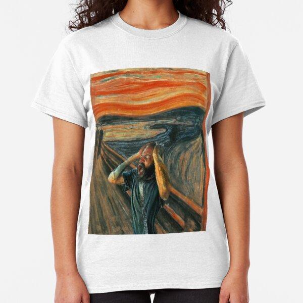 The Scream (Death Grips) Classic T-Shirt