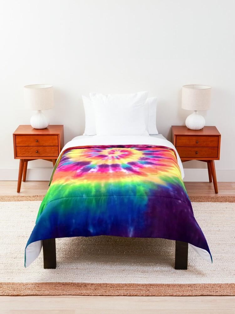 Alternate view of Tie Dye Comforter