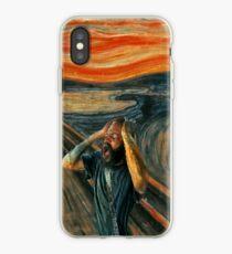 Der Schrei (Death Grips) iPhone-Hülle & Cover