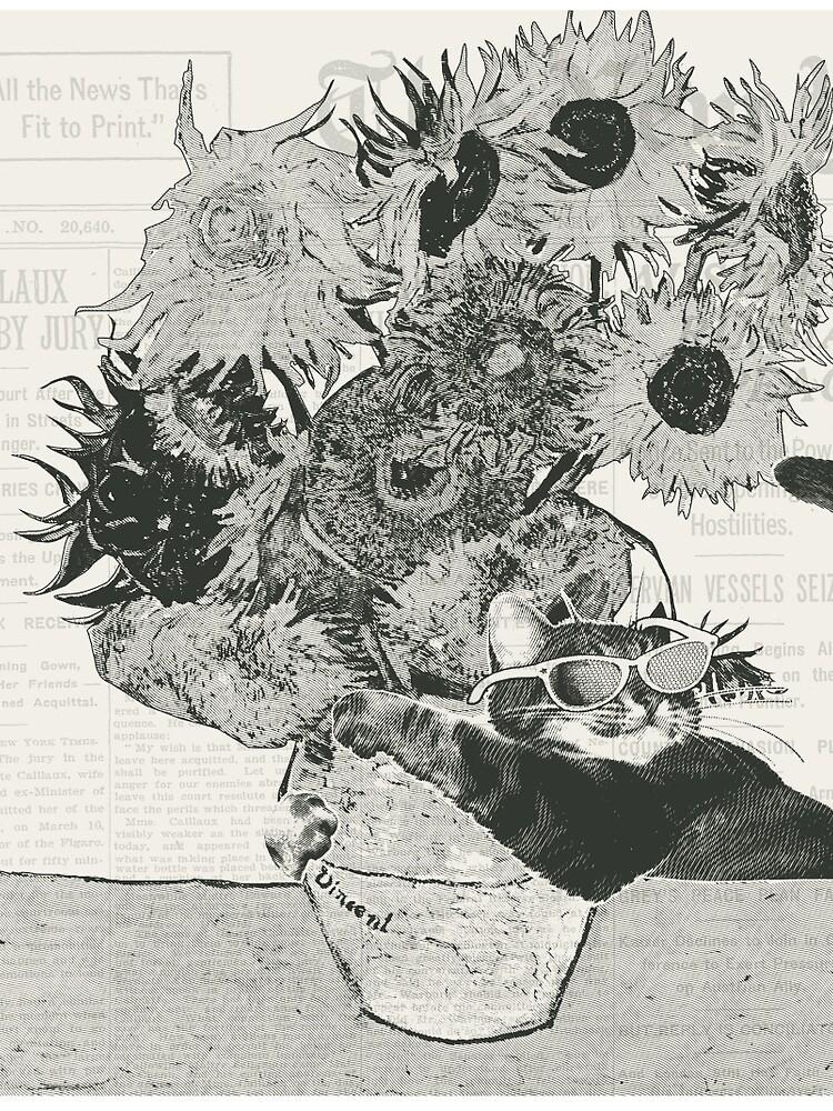Sunflowers von catFreud