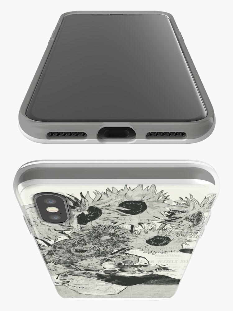 Alternative Ansicht von Sunflowers iPhone-Hüllen & Cover