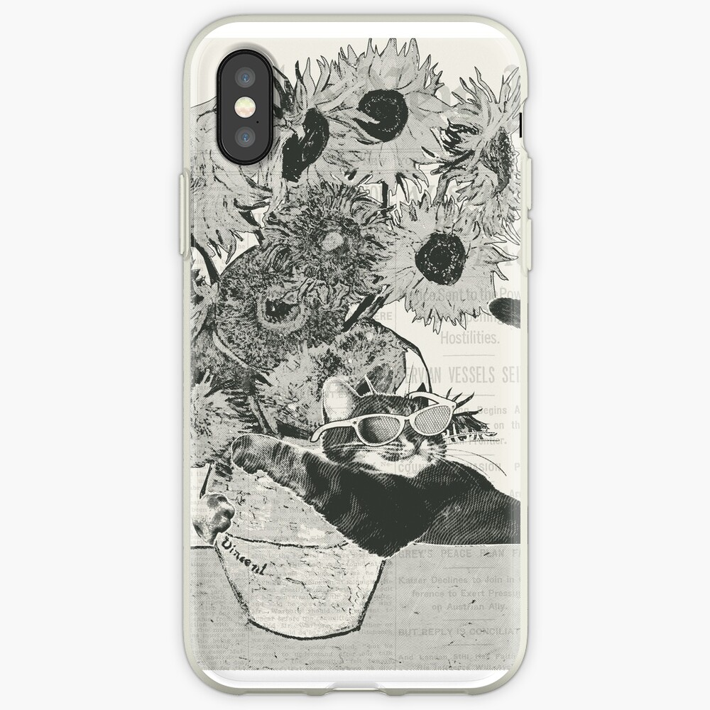 Sunflowers iPhone-Hüllen & Cover